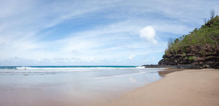 Hanakapiai Beach Kauai