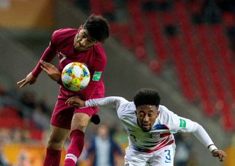 Under-20 World Cup - Group D - United States of America v Qatar