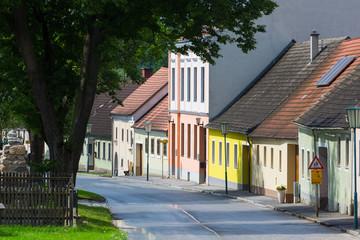 Ludweis im Waldviertel, Niederösterreich, Österreich Wall mural