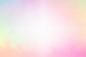 Smoke abstract background, light pastel colors