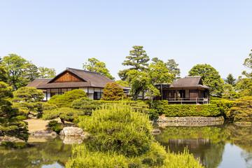 Papiers peints Japon 日本庭園 桂離宮 (京都)