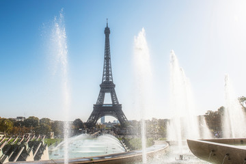 Image of Eiffel Tower  in Paris