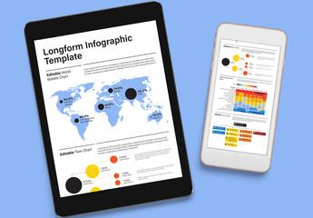 Longform Infographic Set