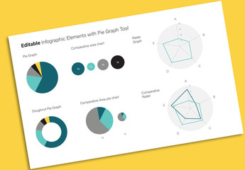 Editable Graph Elements for Data Visualization Layouts