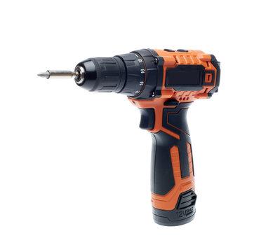 Cordless drill screw gun