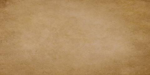 Brown wide grunge vintage paper.