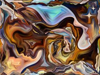 Conceptual Living Canvas