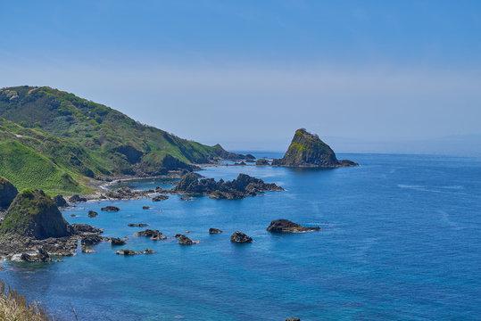 新潟県 粟島