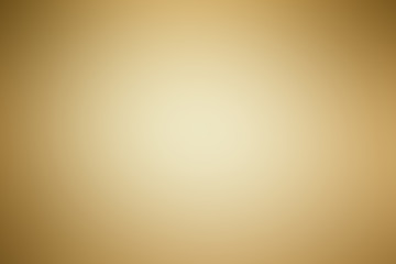 Fotobehang - White brown gradient abstract background / brown template radial gradient effect wallpaper background