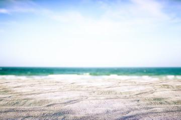 Beautiful beach background Fototapete