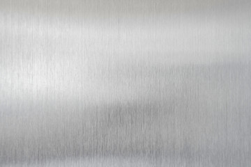 texture metal background of brushed steel plate
