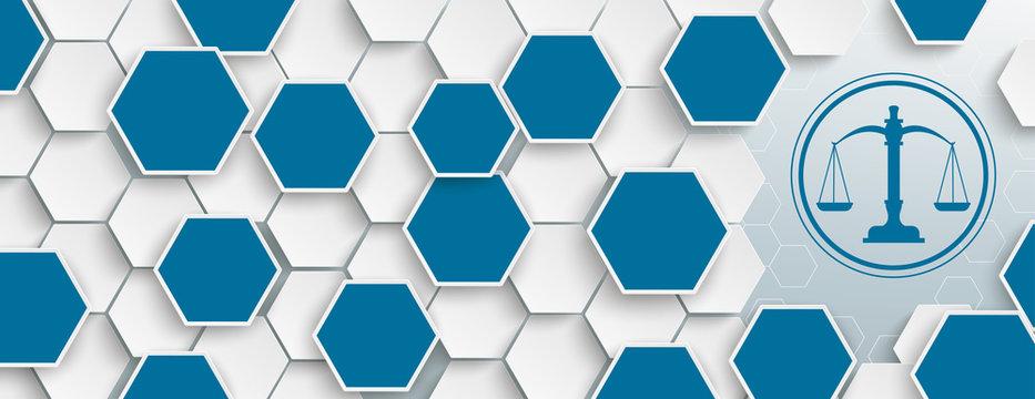Hexagon Structure Beam Balance Header