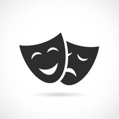 Masquerade vector icon