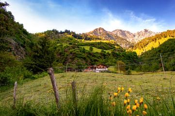 Paesaggio dell'Alto Adige