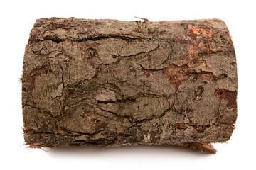 Keuken foto achterwand Brandhout textuur Stump