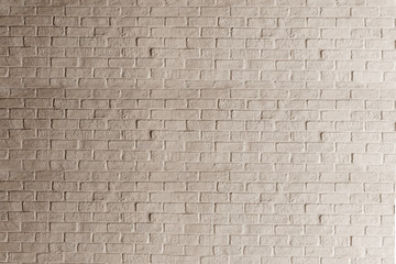 Picture of a brick wall used as a background