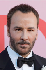 Designer Tom Ford arrives for the 2019 CFDA Awards at The Brooklyn Museum in New York