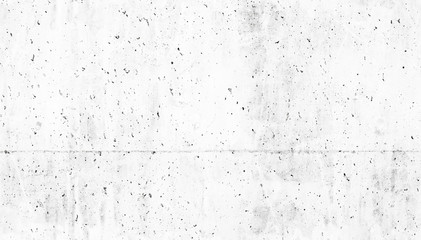 Wall Mural - White concrete wall seamless texture