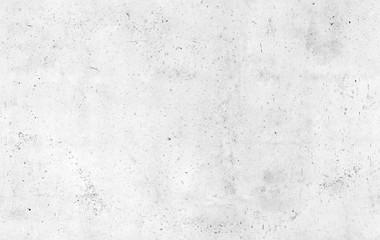 Seamless white concrete wall