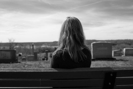 Overlooking Gravesite