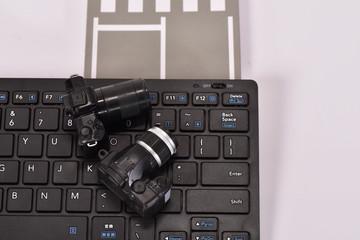 道とカメラとキーボード
