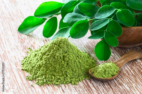 Moringa powder (Moringa Oleifera) with original fresh