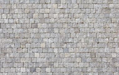 Background of stone floor texture.