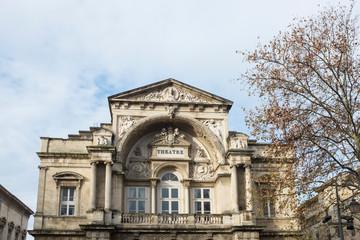 teatro ad Avignone