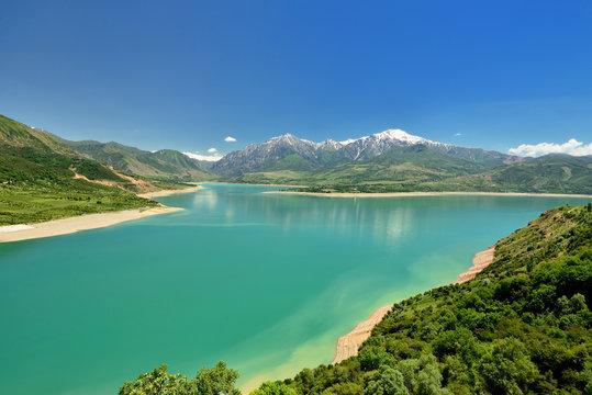 Ugam - Chatkal National Park located near the Tashkent, Uzbekistan
