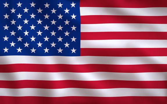 United States American Flag