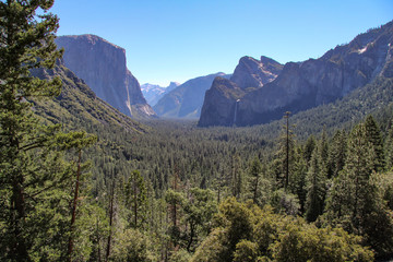 Yosemite Vallay