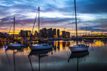 San Diego Bay Sunrise