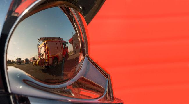 Casque f1 - Sapeur pompier