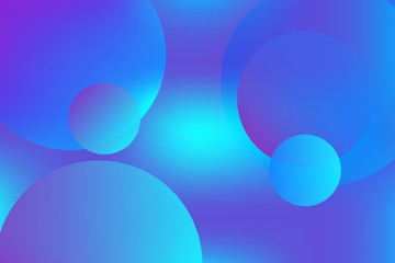 abstract background with gradient color. Curvy, fluid, flowing, irregular shapes.
