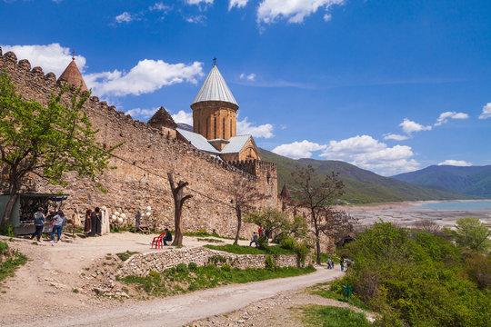 Ananuri castle complex, Georgia
