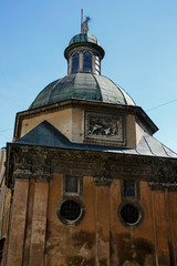 chapel of Boim Family in Lviv, Ukraine