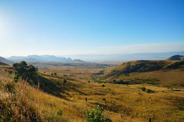 Savanne Überblick Afrika