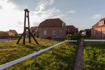 Church on Baltrum