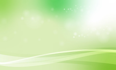Abstract green  vector  nature eco  modern content.