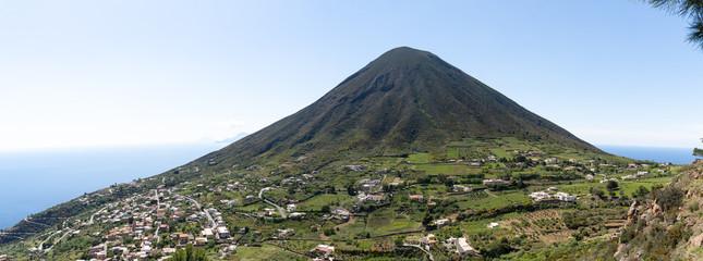 Monte dei Porri, Île de Salina, Sicile