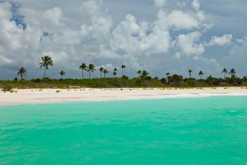 Wall Murals Island Isla de Holbox, Estado de Quntana Roo, Península de Yucatán, México