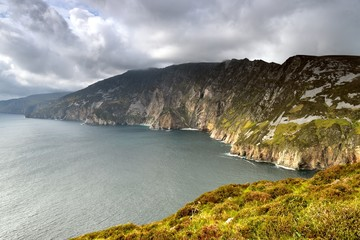 The highest cliffs of Ireland