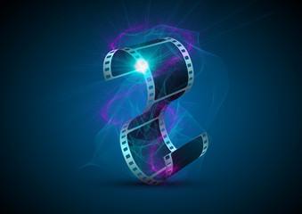 fantascienza, pellicola, cinema, effetti speciali