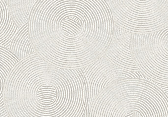 Printed roller blinds Zen Zen pattern