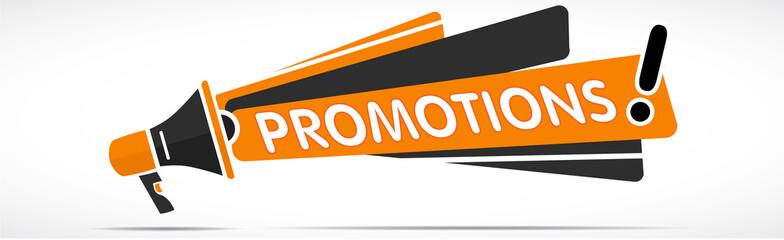 Mégaphone : Promotions