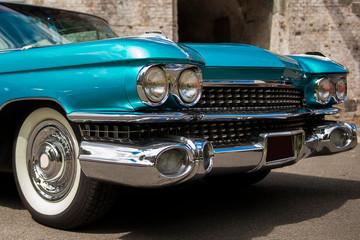 Obraz US Cars, Oldtimer - fototapety do salonu
