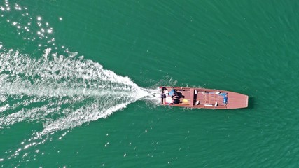 Motorboot Weidling