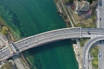 Rhein Brücke