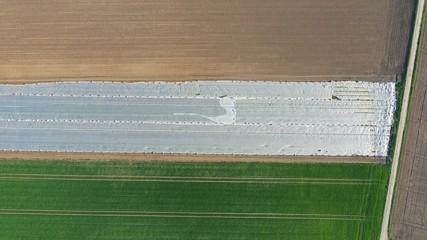 Landwirtschaft Felder