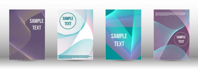 Covers design.
